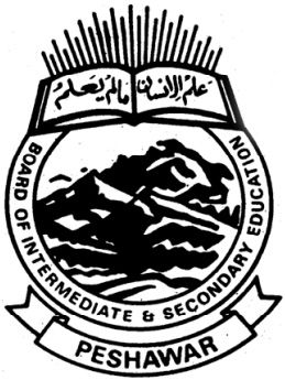 BISE Peshawar SSC Annual  Exams 2019 Schedule