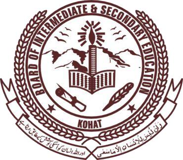 BISE Kohat HSSC Supply Exams Result 2018