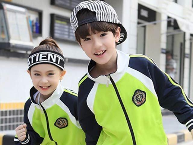Chinese School Children Uniform Sensor Helps Tracking