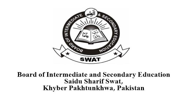 BISE Swat 5th and 8th Class Date Sheet 2019
