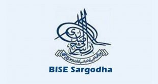BISE Sargodha Matric Part 2 Result 2019