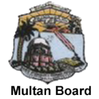 Multan Board Matric Part 2 Result 2019