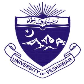 University of Peshawar undergraduate program merit list 2019