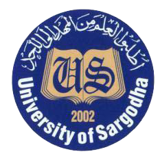 University of sargodha Examination Date 2019