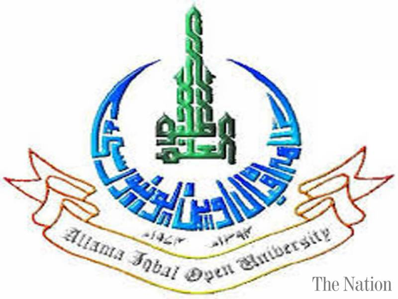 AIOU BS, MS, Mphil and Phd Admissions Fall 2020