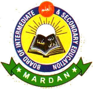 Mardan Board Class 8th Exams 2020 Date Sheet