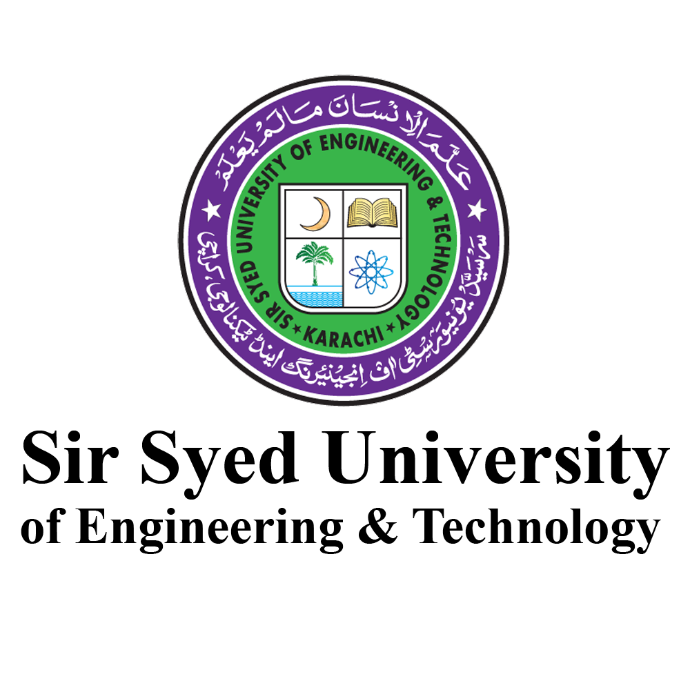 Sir Syed University of Engineering & Technology Admission 20