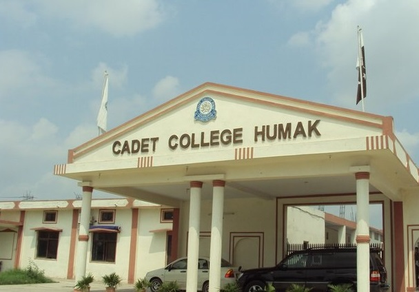 Cadet College Humak Islamabad 7th 8th 9th Admission 2020