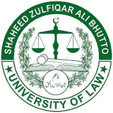 Shaheed Zulfiqar Ali Bhutto Law College LLB admissions 2020