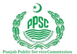 PPSC Job Advertisement No 10/2020 Partial Notification