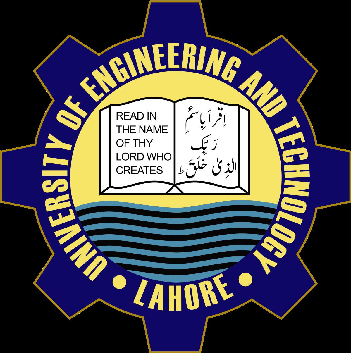 UET Lahore Undergraduate Admission Policy 2020