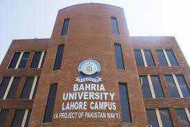 Bahria University Lahore BS BBA Admissions 2020