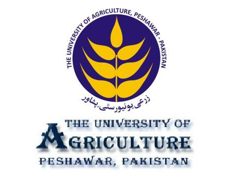 The University of Agriculture Peshawar Admission 2021