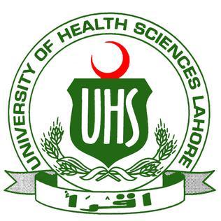 UHS Lahore Third Prof. MBBS Supplementary Exam 2020 Schedule