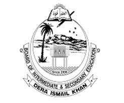 BISE DI Khan 9th Class Annual Exams 2021 Date Sheet