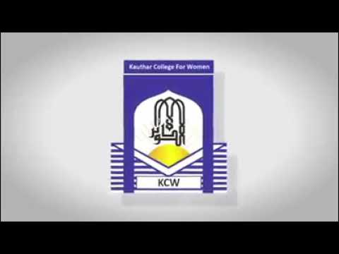 Kauthar College For Women KCW Islamabad