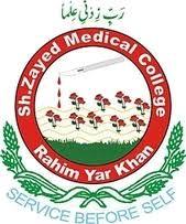 Sheikh Zayed Medical College hospital  Rahim Yar Khan