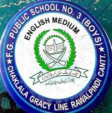 FG PUBLIC SCHOOL NO 3  BOYS  CHAKLALA RAWALPINDI