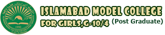 Islamabad Model College For Girls Post Graduate G 10 4 Islamabad
