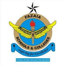 FAZAIA INTER COLLEGE MUNIR ROAD LAHORE CANTT