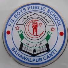 FG Public School Boys Bahawalpur Cantt
