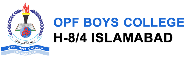 OPF BOYS COLLEGE H-84 ISLAMABAD