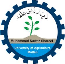 MUHAMMAD NAWAZ SHARIF UNIVERSITY OF AGRICULTURE