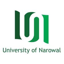 UNIVERSITY OF NAROWAL