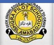 IQRA PILOT SCHOOL I 8 3 ISLAMABAD