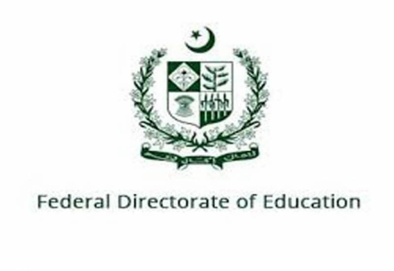 Federal Directorate of Education Islamabad