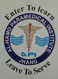 Al Hamd College of Pharmacy Technician