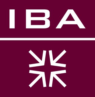 Institute of Business Administration IBA