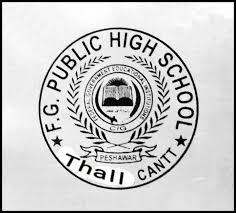 FG HIGH SCHOOL DISTT HANGU THAL CANTT