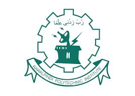 Rawalpindi Polytechnic Institute RPI