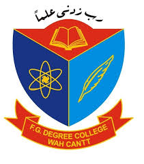 FG Degree College For Men Wah Cantt