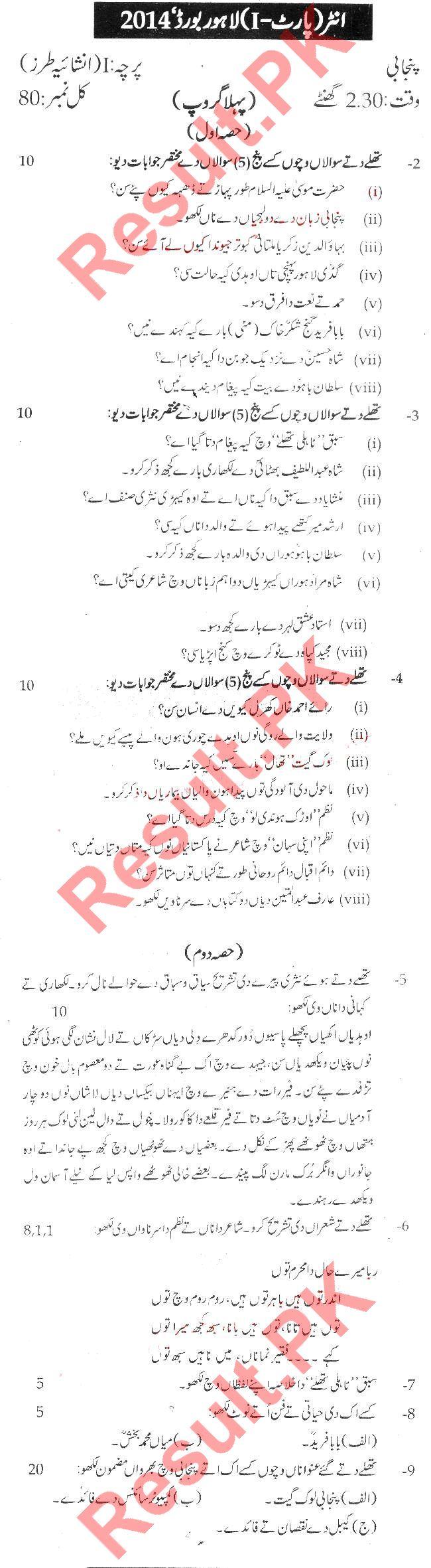 urdu essays for inter students