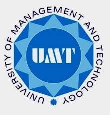UMT BS BBA Admissions 2020