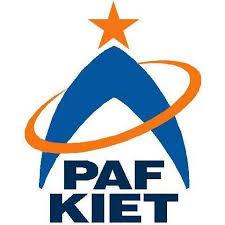 PAF-KIET BE Admission 2020 in Karachi
