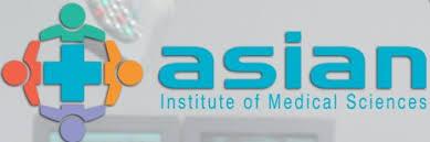 Asia Institute of Medical Sciences Admissions 2020