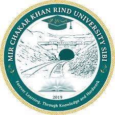 Mir Chakar Khan Rind University Admissions 2020