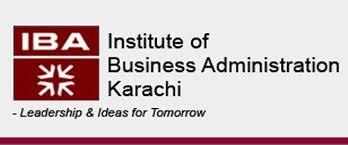 IBA Karachi Postgraduate admissions 2020