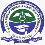 MC College of Medical and Allied Health Sciences Admissions
