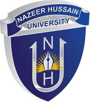 Nazeer Hussain University DPT Admissions 2021