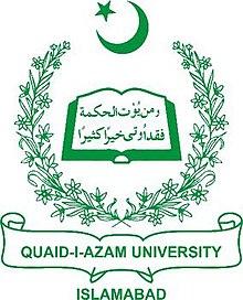 Quaid-i-Azam Uni Isb Postgraduate Courses Admissions 2021