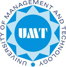 Uni of Management Technology UMT Lahore Admissions 2021