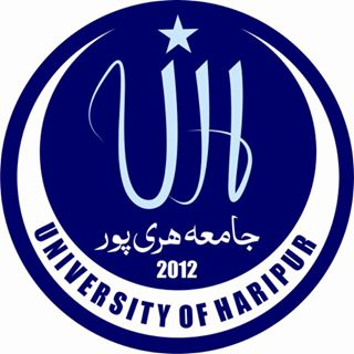 The University oh Haripur Peshawar PhD Admissions 2021