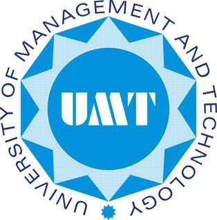 UMT Lahore BS MS LLB B.Com Admissions 2021