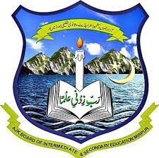 AJK Board 11th Class Annual Exams 2021 Roll No Slips