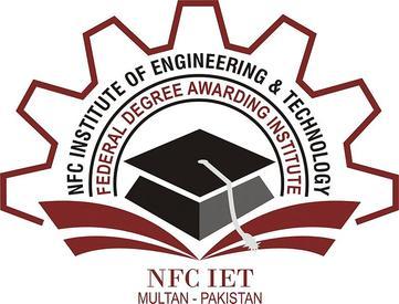 NFC IET Multan Undergraduate Entry Test Schedule 2021