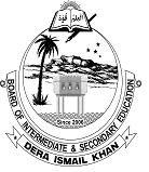 DI Khan Board FA/FSc Part 2 Annual Exams 2021 Result
